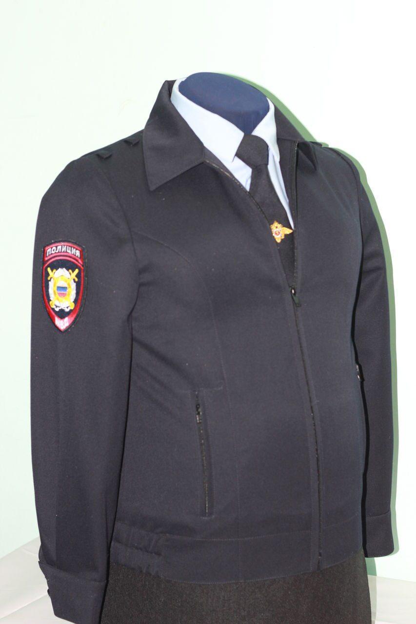 Как пришить шевроны, нашивки, погоны на форму полиции 11